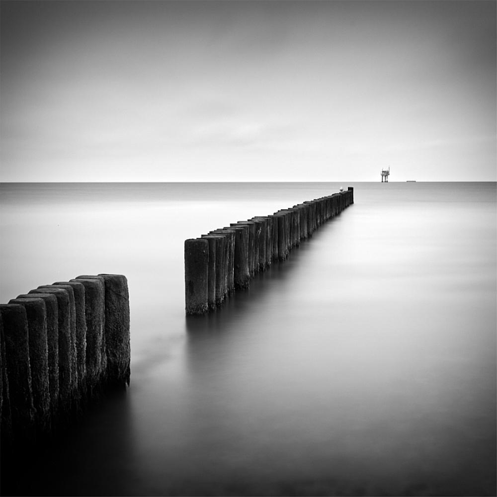 Baltic sea pier