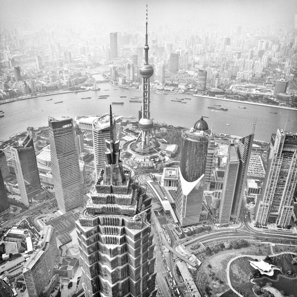 Shanghai - Pudong #I