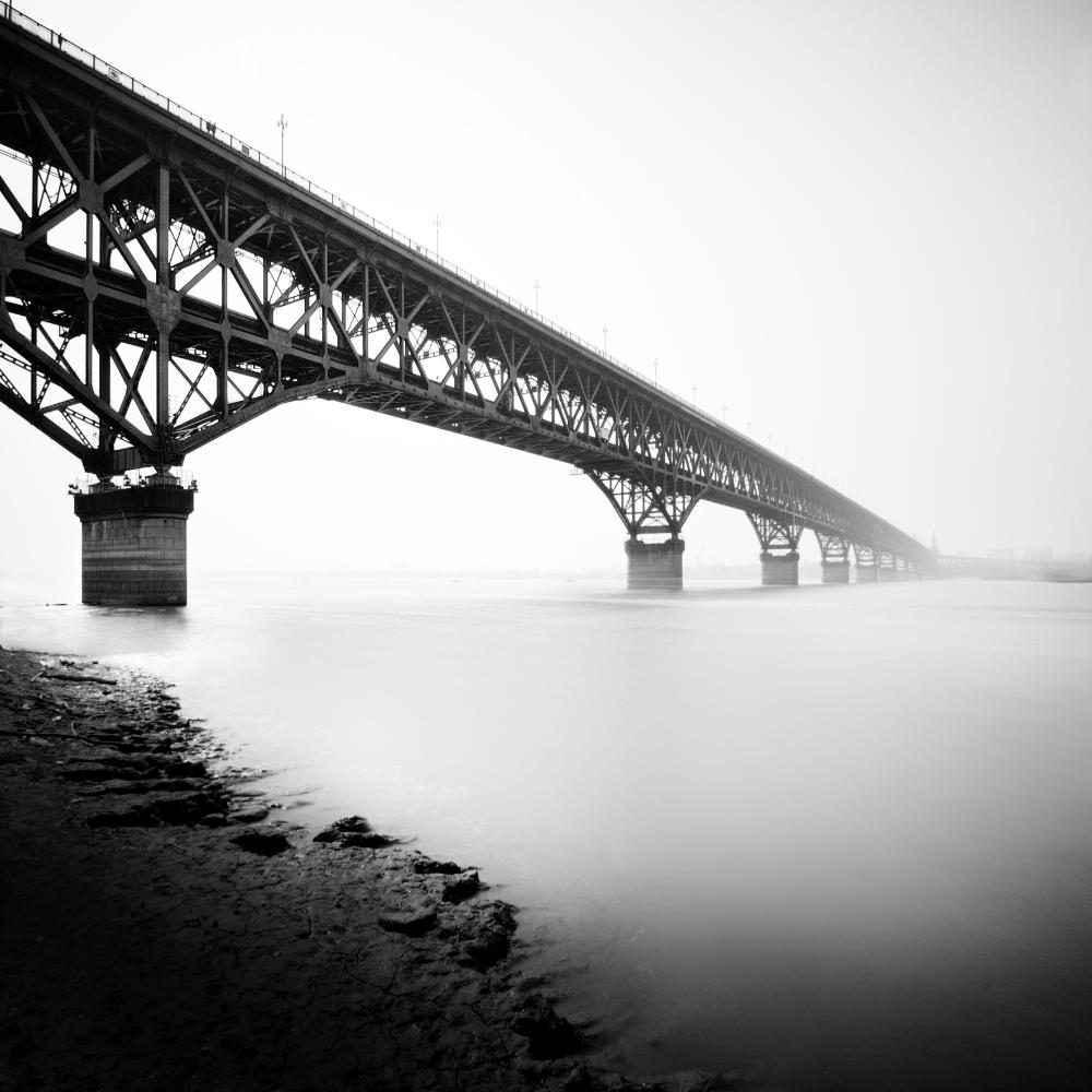 Nanjing Yangtze bridge study #III