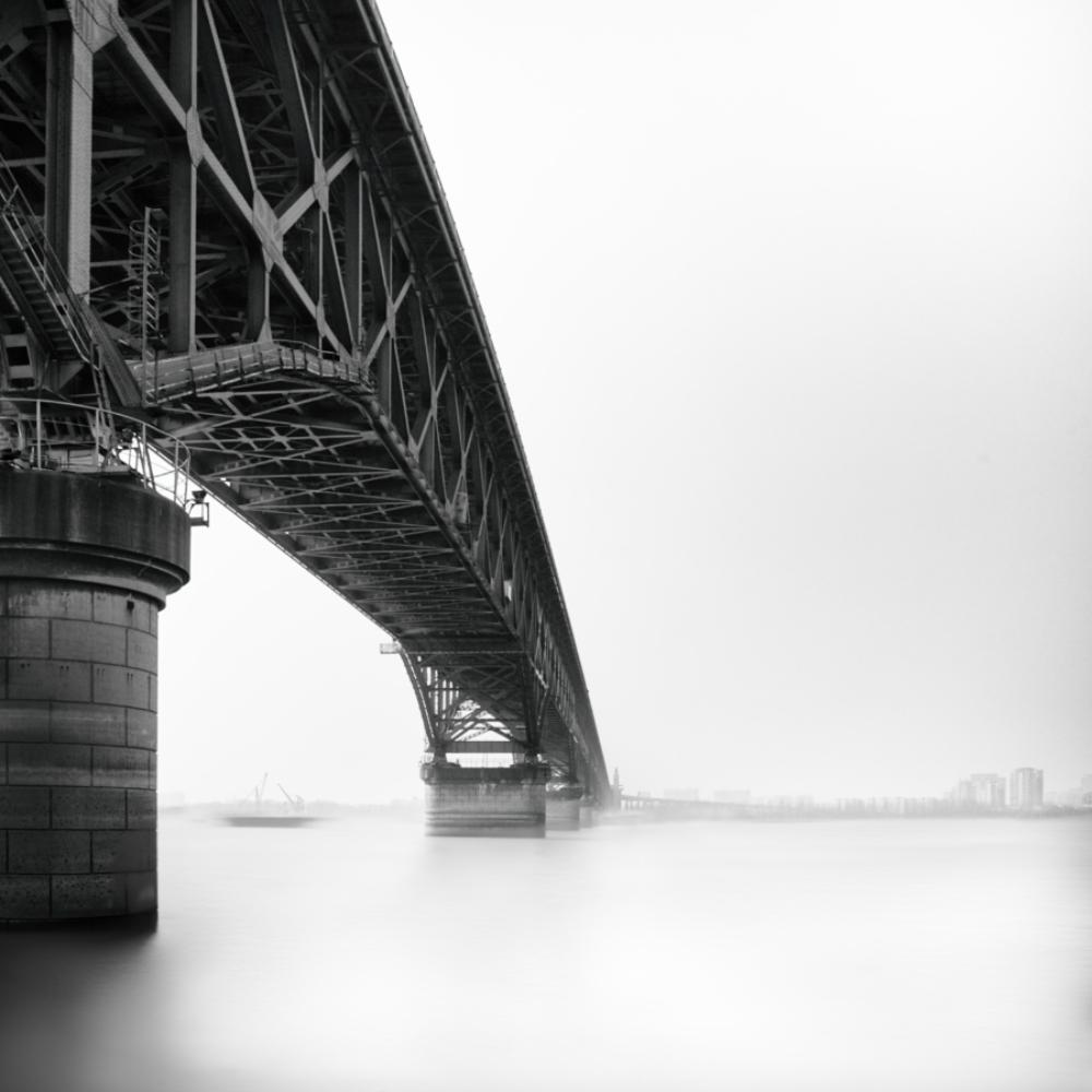 Nanjing Yangtze bridge study #I